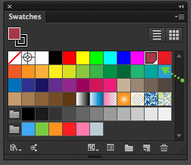 Global swatch Illustrator