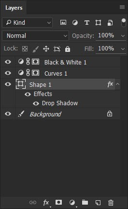 Photoshop lag panel