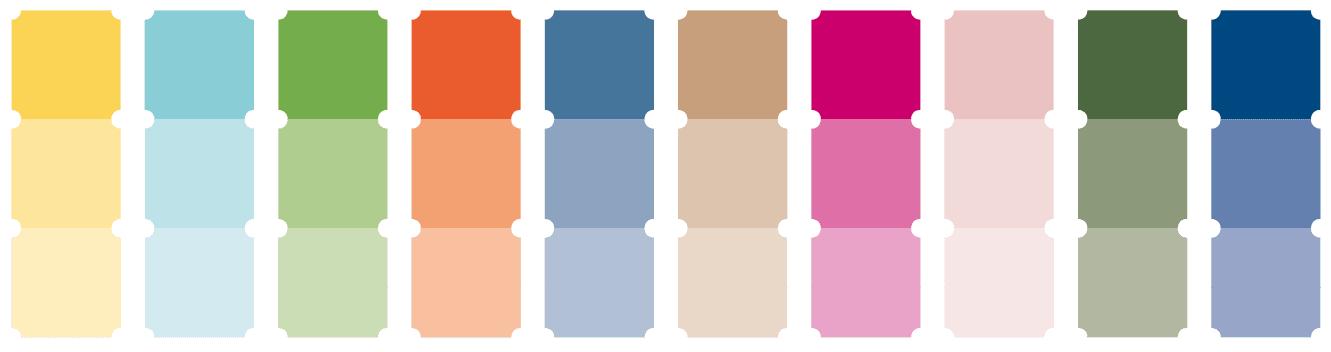 Trendfarver for 2017