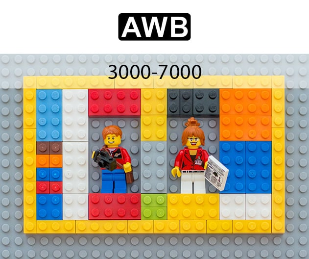 AWB hvidbalance