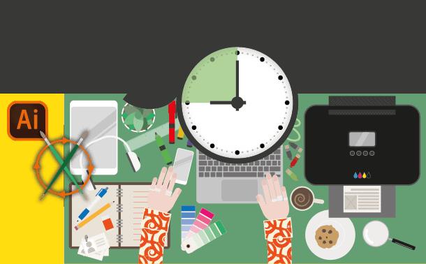 Illustrator 3 timer kursus
