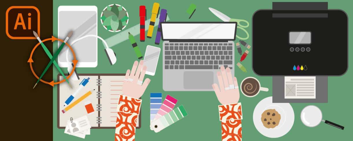 Emne kursus i Illustrator