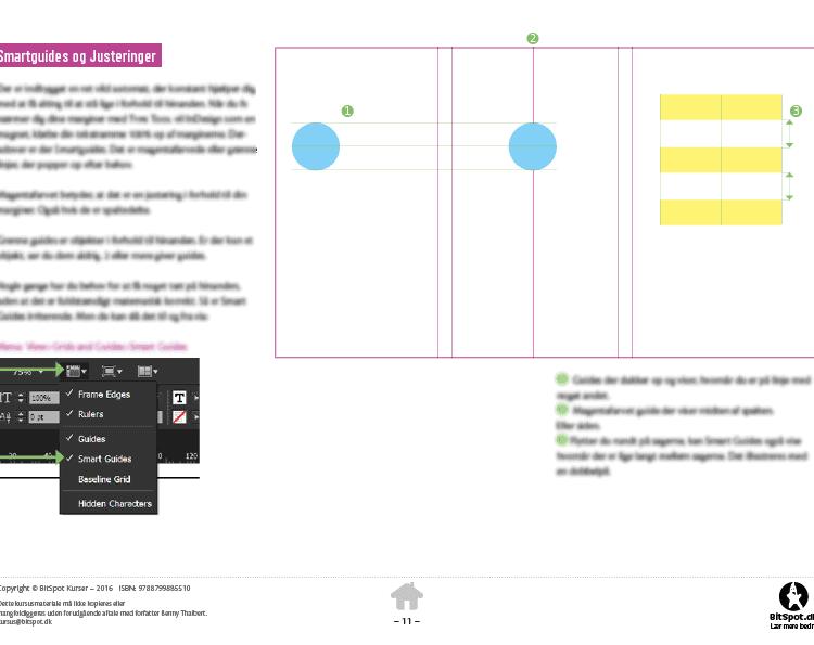 InDesign CC manual