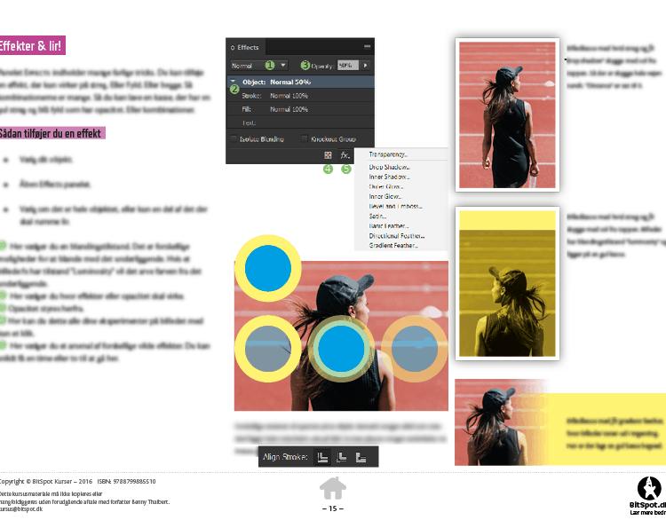 InDesign CC kursus manual