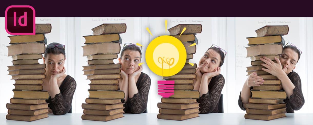 Udgive en bog med indesign