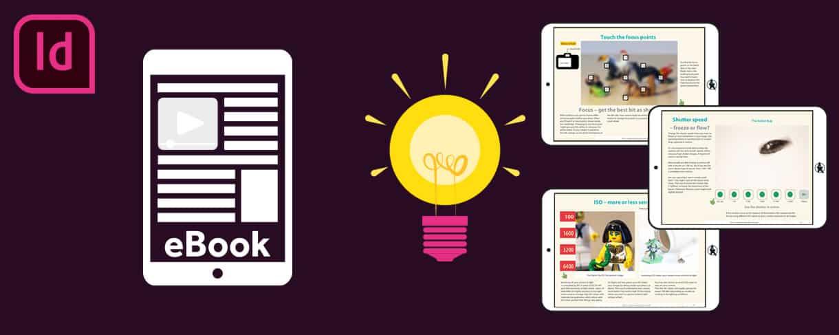 Lær hvordan du laver eBooks i InDesign