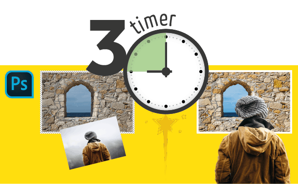 Photoshop 3 timer kursus