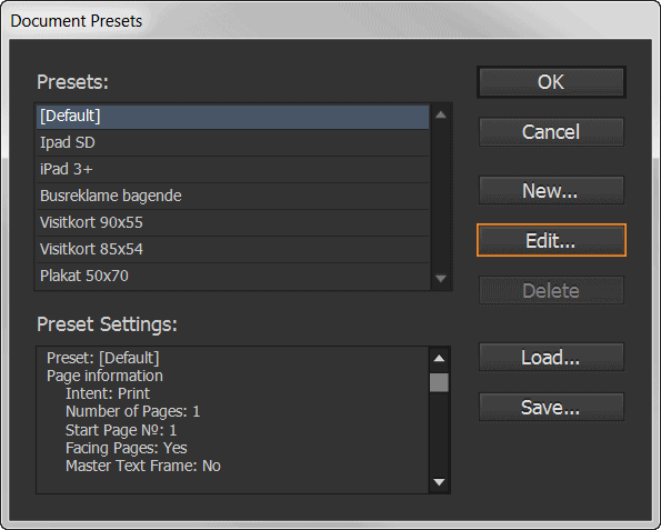 document preset indesign-kurser-2