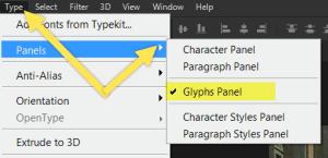 glyf-panel-photoshop