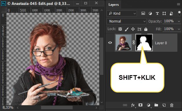 Photoshop Masker