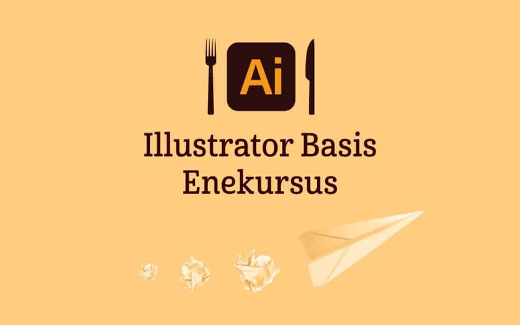 illustrator kursus basis