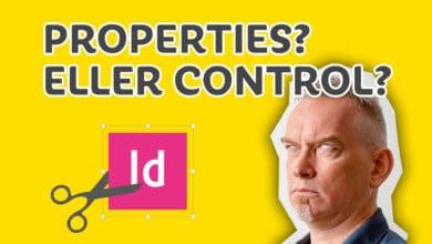 InDesign-Properties-Control