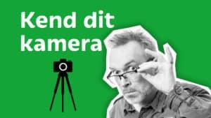 Kursus i fotografi