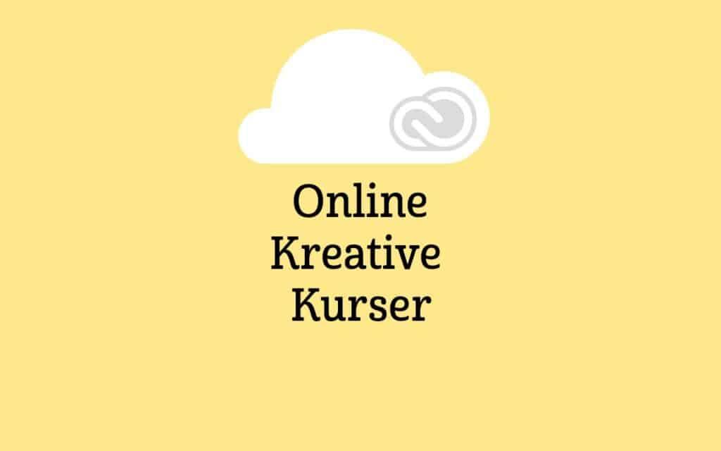 online kursus i photoshop indesign illustrator