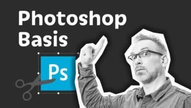 Photo of Moderne Photoshop Basis 2 dage