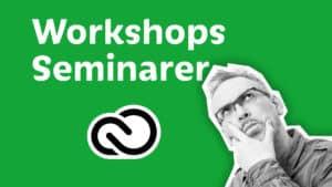 Workshop i Adobe