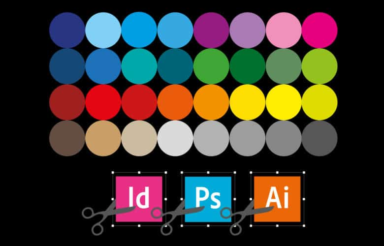 Creative Cloud Farver