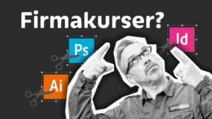 Adobe firmakursus med benny thaibert