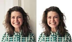 Fritlægning af hår i Photoshop