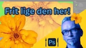 Frilægning med Photoshop