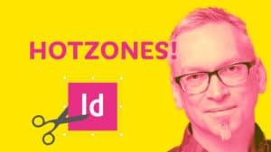 Hotzones i InDesign