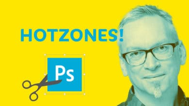 Photo of Photoshop hotzones!