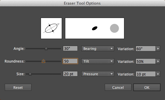 Photo of Smadr din grafik i Illustrator med viskelæder