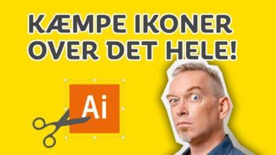 Photo of Sådan får du større ikoner i Illustrator